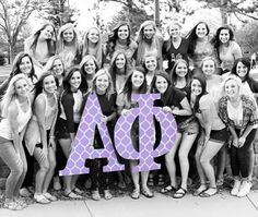 find your sorority home <3