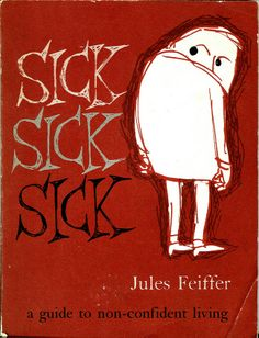 Jules Feiffer is one of my favorite cartoonists ever.