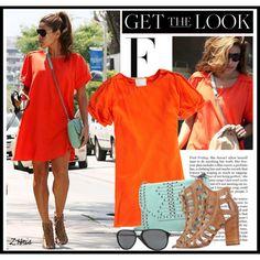 """Celeb Style: Eva Mendes"" by ellize-back Fashion Books, Fashion Outfits, Womens Fashion, Fashion Ideas, Fresh Girls, Eva Mendes, Fashion Collage, Little Dresses, Traditional Dresses"