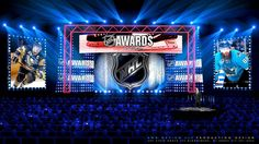 Stage set for NHL Awards in Las Vegas