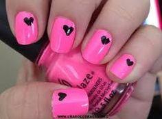 Resultado de imagen para decoracion de uñas cortas de las manos sencillas
