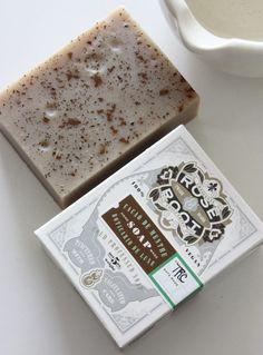 Cacao De Menthe Soap #soap #handmade #peppermint #chocolate $7.00