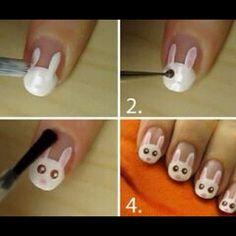 How to make Bunny-nails