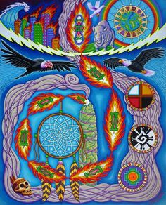 The Prophecy of the 8th Fire by Chris Dyer