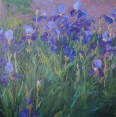 Iris  36 x 36
