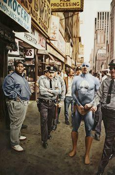 El superhéroe sueco de Andreas Englund