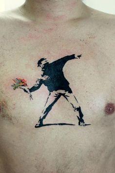 ©Victor Octaviano, née Banksy
