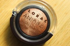 """I'm so glad I got my hands on this beautiful little bronzer!"" - @nataliekayo on LORAC Travel-Size #TANtalizer Baked Bronzer."
