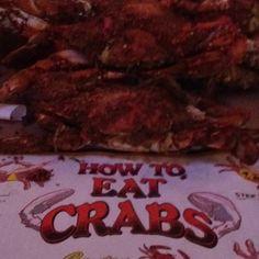 Crabs!!