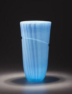 LINO TAGLIAPIETRA An Art Glass Vase, 1999