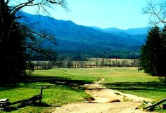 a beautiful spot...Cades Cove