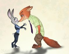 Collection of paintings on the theme: Zootopia. The images are taken from a variety of sources, and are not always listed author of the picture. Disney Zootropolis, Zootopia Comic, Nick And Judy, Walt Disney Animation Studios, Pictures Images, Sonic The Hedgehog, Disney Characters, Fictional Characters, Fandoms