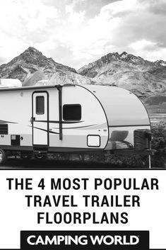 Popular Travel Trailer Floorplans Camping France Camping
