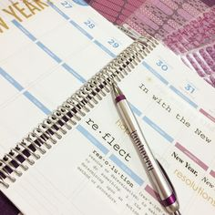 I am a planner addict and there is just something about starting a new one. simple pleasures I. Simple Pleasures, Planners, Addiction, Address Books