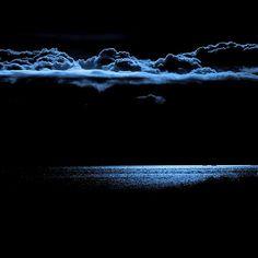 Clouds in the moonlight    Daylight Experiments I by Olli Kekäläinen