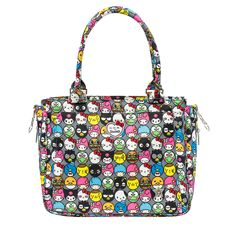 Ju-Ju-Be in Hello Kitty: Be Classy in Hello Friends € 129.95 / £ 109.50.  Classy bag which is perfect for mothers.