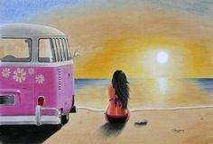 Sunset Melissa - webrez