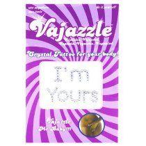 I'm Yours Vajazzle ! beachWAX, Encinitas