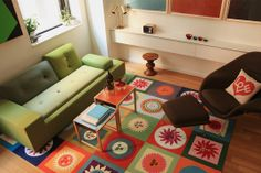 10 Sources for a Happy Modern Style