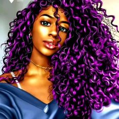 ⚓🖌🖌 - Style is a way to say who you are without having to speak ☺ Art by Juls ♥ Been a while. Black Love Art, Black Girl Art, My Black Is Beautiful, Black Girl Magic, Art Girl, African American Art, African Art, Black Girl Cartoon, Black Art Pictures
