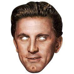 Kirk Douglas Face Mask – Modo Creations