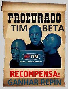 TIMbeta recompensa #REPIN