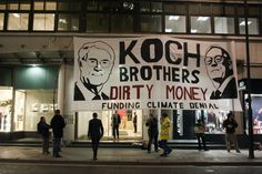 The Koch brothers are defending the billions they make from the fossil fuel industry by funding the battle to beat back the growth of the solar energy generation. From Florida to Ohio, the Koch brothers' dirty money is funding climate denial.