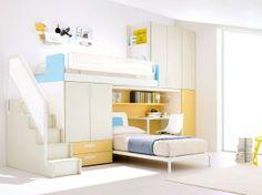 Cool kids bedroom layout