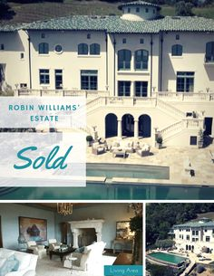 robin williams napa valley estate villa sorriso up for sale covalentnewscom real estate property pinterest robin williams villas and real estate - Robin Williams Houses