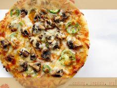 Homemade Pizza Crust   Best Pizza dough