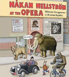 Håkan Hellström. Cover art by Jan Lööf