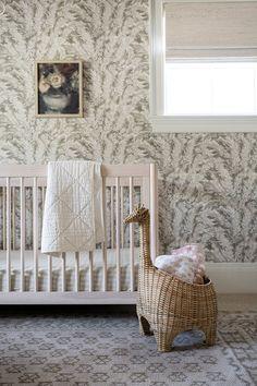 Margot McGee's Nursery - Studio McGee Nursery Furniture, Nursery Room, Kids Bedroom, Kids Rooms, Design A Space, Studio Mcgee, Nursery Inspiration, Nursery Design, Home Interior Design