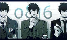 Kougami Shinya- Psycho Pass