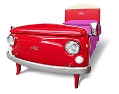 I love this. Furniture made with bits and pieces of old cars :-) Auto-mobili.it