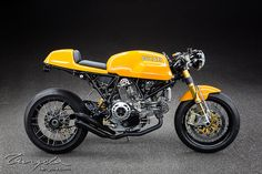 Ducati Sport Classic Cafe Racer - Photo by Tangcla.com Ducati Sport Classic Cafe Racer - Photo by Tangcla.com #motorcycles #caferacer #motos | caferacerpasion.com