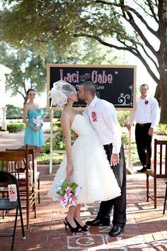 50'S Wedding Ideas