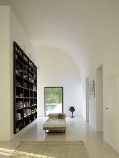 Designed by French architect Pascal Cheikh Djavadi