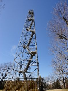 100 ft observation tower