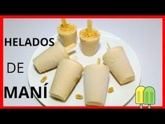 DELICIOSOS HELADOS CASEROS CREMOSOS DE MANÍ /COMO HACER HELADOS DE CACAHUATE/helados Cremosos - YouTube Brownie Recipes, My Recipes, Dessert Recipes, Braided Nutella Bread, Orange Bundt Cake, Croquettes Recipe, Georgian Food, Yogurt Ice Cream, Sweet Dough