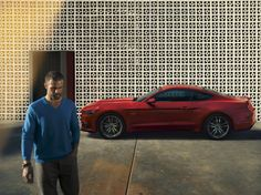 The Mustang will definitely make a statement. #MustangInspires  Click here for full participation details http://www.mustanginspires.com/en-ca/