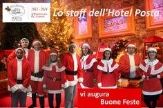 We wish you all a Merry Christmas  Hotel Posta Staff  Moltrasio - Lake Como  www.hotel-posta.it
