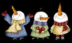 bonecos de neve - Jacqueline Buriche - Picasa Web Albums..
