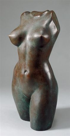 William Zorach (1887-1966) - Diva