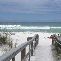 Pensacola, Florida. Pretty beaches :)