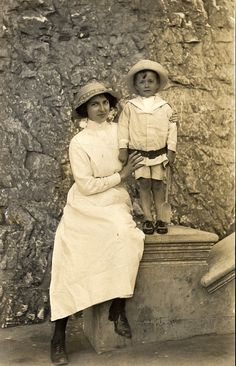 Mother and Child...1922