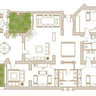 Plan De Maison Tunisien Plan Maison Plan Maison 120m2 Plan