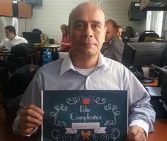 ESCOLME le desea un Feliz Cumpleaños a Gonzalo León Docente de Investigación. #momentosescolme