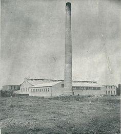 Blik-conservenfabriek Lucas Aardenburg later Unillever IGLO.