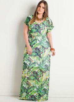 Sgarbi Store | Vestido longo Plus Size