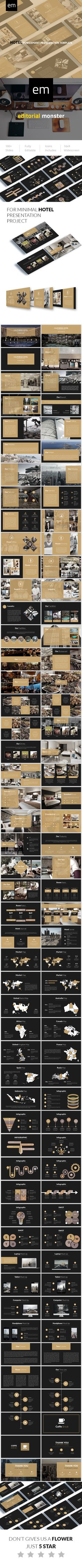 Buy Hotel Keynote Presentation Template by EditorialMonster on GraphicRiver. Hotel Keynote Presentation Template is a hotel and home stay keynote template, come with flat design, clean, classic,. Professional Powerpoint Templates, Powerpoint Template Free, Business Powerpoint Templates, Creative Powerpoint, Powerpoint Presentation Templates, Keynote Template, Powerpoint Designs, Powerpoint Presentations, Presentation Slides